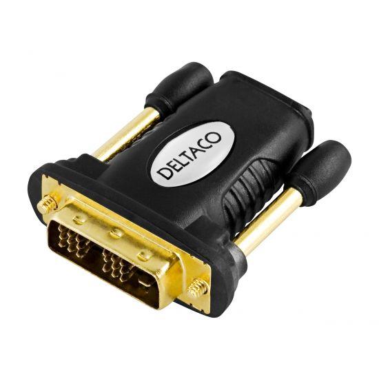 Deltaco videoadapter
