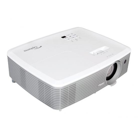 Optoma EH400 - DLP-projektor - bærbar - 3D