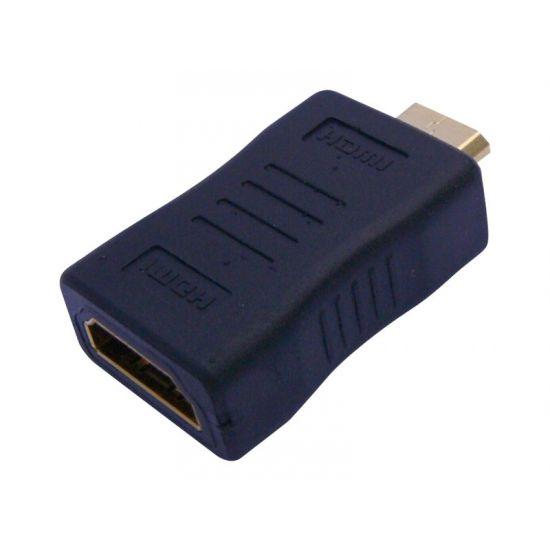 Sandberg - HDMI hun / Mini HDMI han