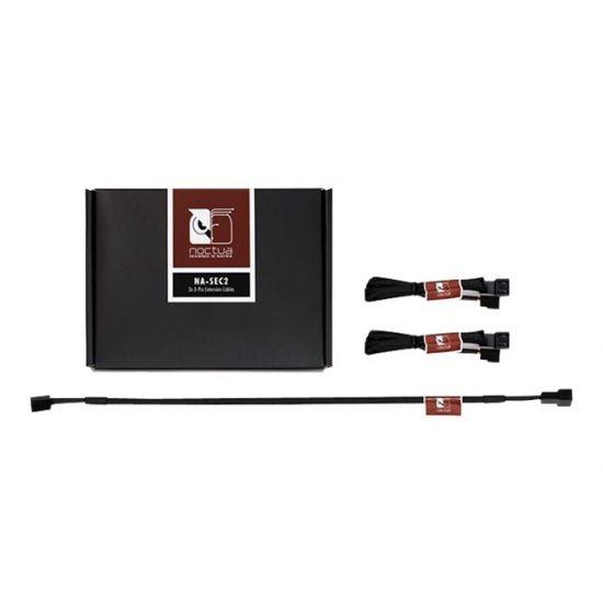Noctua NA-SEC2 - forlængerkabel til blæserstrøm - 30 cm