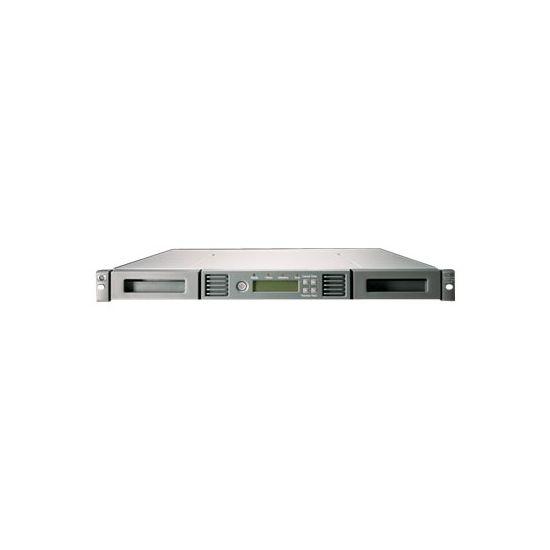 HPE StoreEver 1/8 G2 Ultrium 15000 - bånd-autoloader - LTO Ultrium - 8Gb Fibre Channel