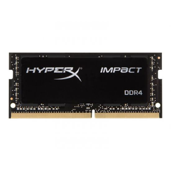 HyperX Impact &#45 8GB &#45 DDR4 &#45 2400MHz &#45 SO DIMM 260-PIN - CL14