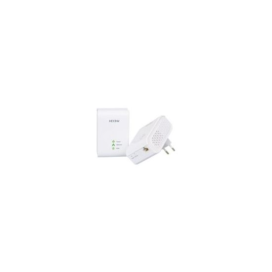 ICIDU Homeplug Adapter 200Mbps Starterkit