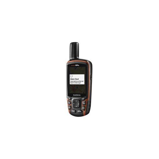 Garmin GPSMAP 64s - GPS/GLONASS navigator