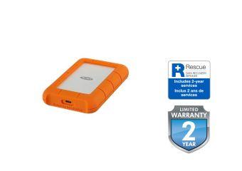 LaCie Rugged USB-C &#45 4TB