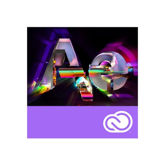 Adobe After Effects CC for teams - Team Licensing Subscription Renewal (1 måned) - 1 navngivet bruger