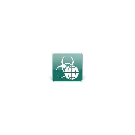 Kaspersky Security for Internet Gateway - konkurrent opgradering af abonnementlicens (3 år) - 1 bruger