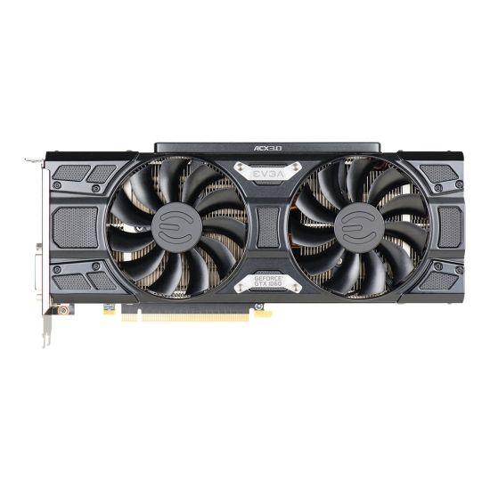 EVGA GeForce GTX 1060 FTW+ GAMING ACX 3.0 &#45 NVIDIA GTX1060 &#45 6GB GDDR5 - PCI Express 3.0 x16