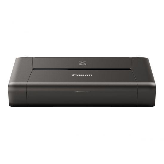 Canon PIXMA iP110 - printer - farve - blækprinter - med LK-62 batteri