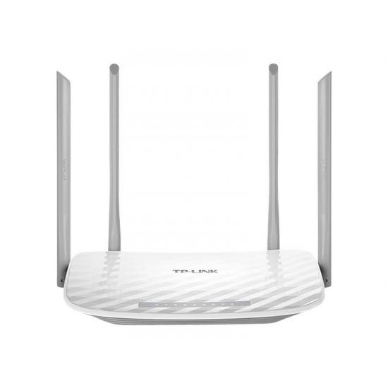 TP-LINK Archer C25 - trådløs router - 802.11a/b/g/n/ac - desktop