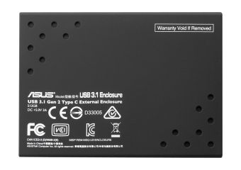 ASUS USB 3.1 ENCLOSURE