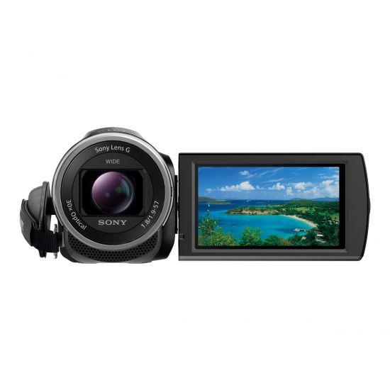 Sony Handycam HDR-CX625 - Videokamera - lagring: flashkort