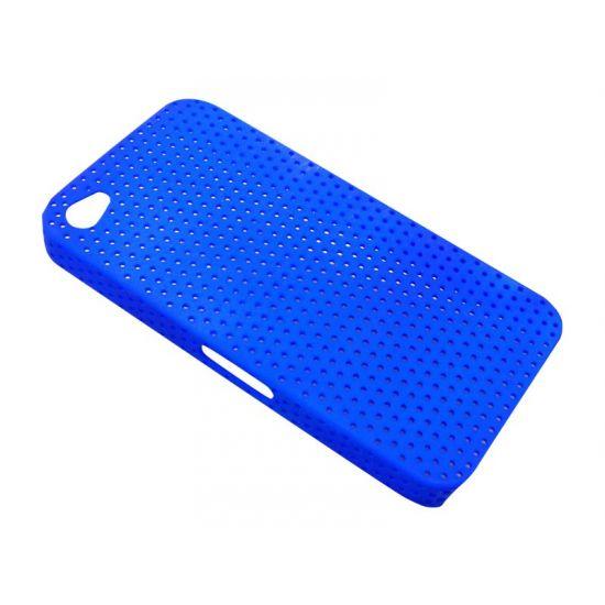 Sandberg Cover 4/4S easy grip Blue
