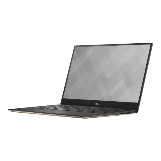 """Dell XPS 13 9360 - Intel Core i7 (7. Gen) 7500U / 2.7 GHz - 8 GB LPDDR3 - 256 GB SSD - (M.2) PCIe - Intel HD Graphics 620 - 13.3"""""""