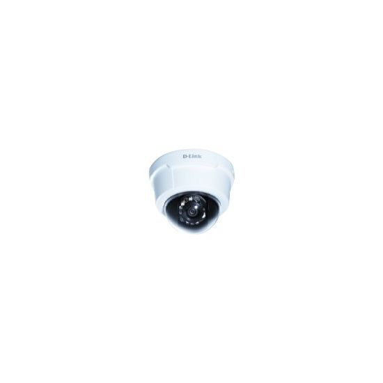 D-Link DCS-6113 Full HD Fixed Dome IP Camera - netværksovervågningskamera