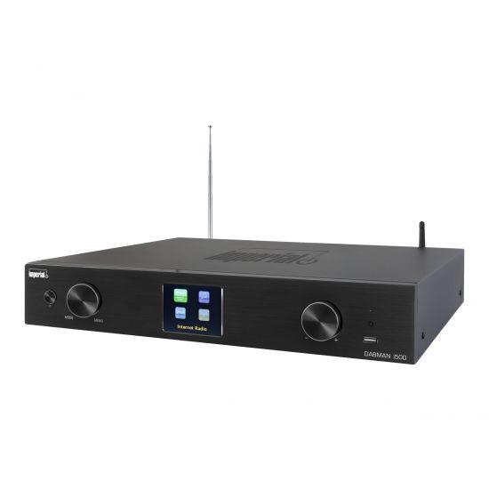 imperial DABMAN i500 - netværksaudioafspiller