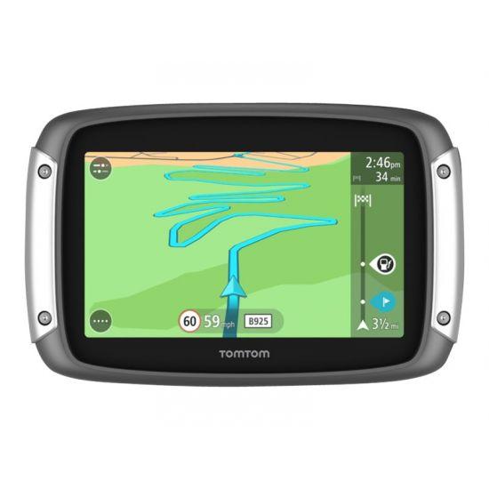 TomTom RIDER 40 - GPS navigator