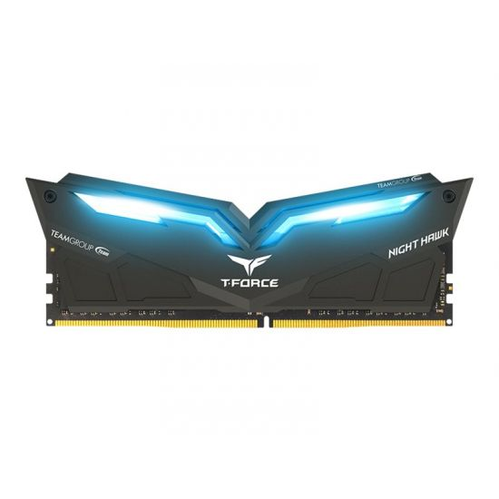 Team T-Force Night Hawk &#45 32GB: 2x16GB &#45 DDR4 &#45 3200MHz &#45 DIMM 288-PIN - CL16