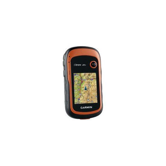 Garmin eTrex 20x - GPS/GLONASS navigator