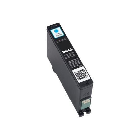 Dell - høj kapacitet - cyan - original - blækpatron