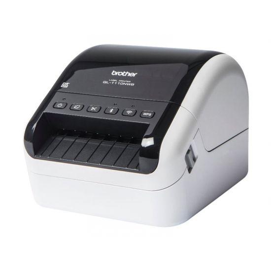 Brother QL-1110NWB - etiketprinter - monokrom - direkt termisk
