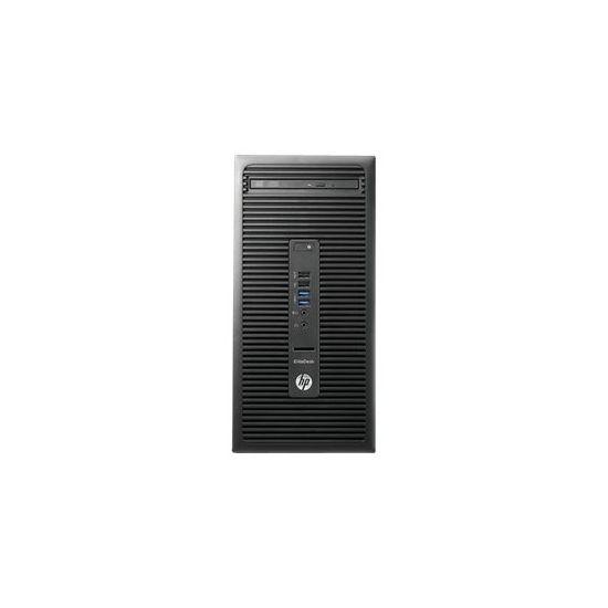 HP EliteDesk 705 G2 - minitower - A10 PRO-8750B 3.6 GHz - 8 GB - 128 GB