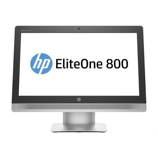 "HP EliteOne 800 G2 - alt-i-én - Core i5 6500 3.2 GHz - 4 GB - 500 GB - LED 23"" - Dansk"