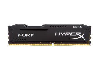 Kingston HyperX FURY &#45 16GB: 2x8GB &#45 DDR4 &#45 2400MHz &#45 DIMM 288-PIN