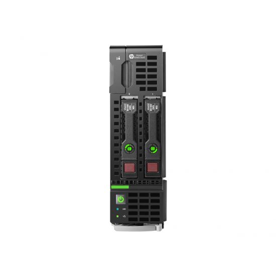 HPE ProLiant BL460c Gen9 Entry - indstikningsmodul - Xeon E5-2609V3 1.9 GHz - 16 GB - 0 GB