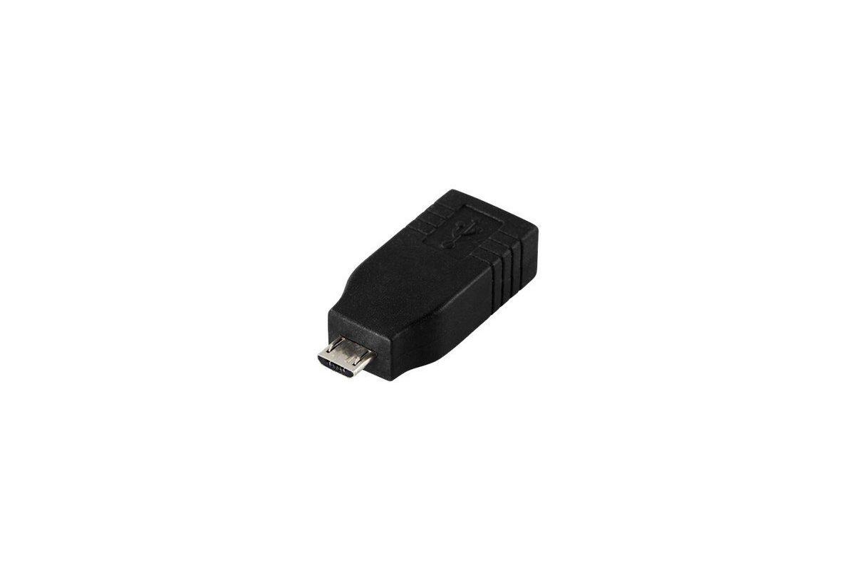 DELTACO Micro USB B til USB A