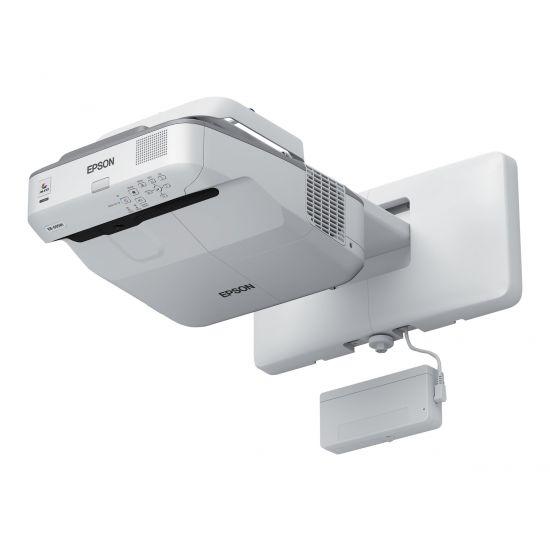 Epson EB-680Wi - 3LCD-projektor - LAN