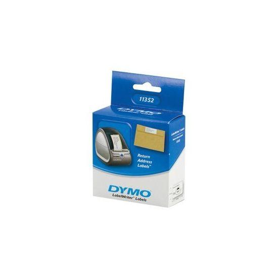 DYMO LabelWriter - etiketter med afsenderadresse - 500 etikette(r)