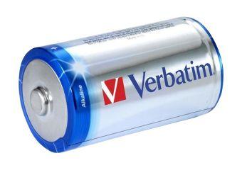 Verbatim batteri