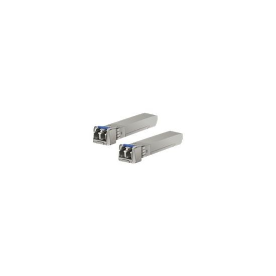 Ubiquiti U Fiber - SFP+ transceiver modul - 10 GigE