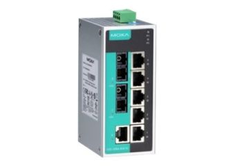 Moxa EtherDevice Switch EDS-208A-MM-SC