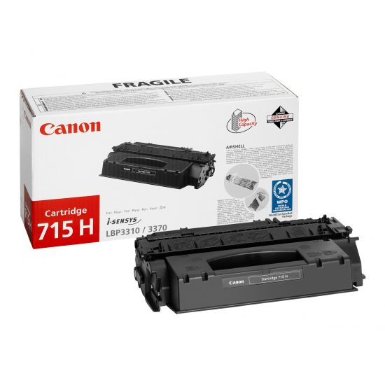Canon 715H - sort - original - tonerpatron
