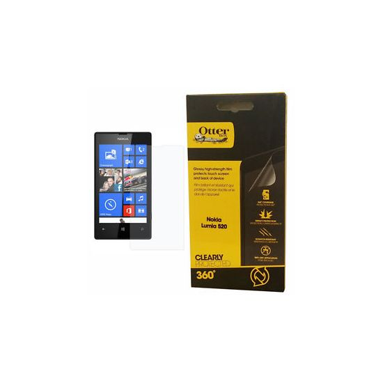 Otter Clearly Protected Cover til Nokia Lumia 520