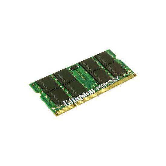 Kingston - DDR2 - 1 GB - SO DIMM 200-PIN