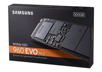 Samsung 960 EVO MZ-V6E500BW &#45 500GB