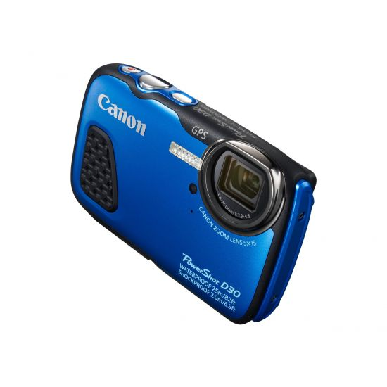 Canon PowerShot D30 - digitalkamera