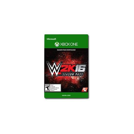 WWE 2K16 Season Pass - Microsoft Xbox One