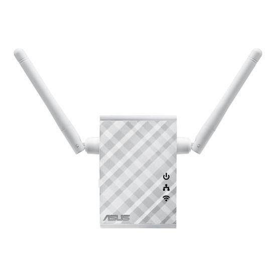 ASUS RP-N12 - WiFi-rækkeviddeforlænger