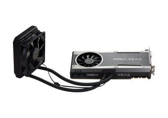 EVGA GeForce GTX 1080 FTW HYBRID GAMING &#45 NVIDIA GTX1080 &#45 8GB GDDR5X