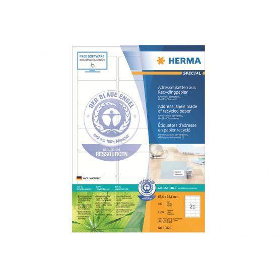 HERMA Special - adresseetiketter - 2100 stk.