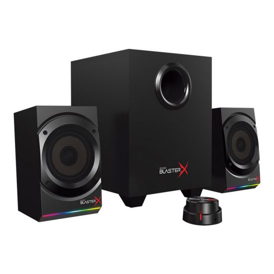 Creative Sound BlasterX Kratos S5 - højttalersystem - til PC