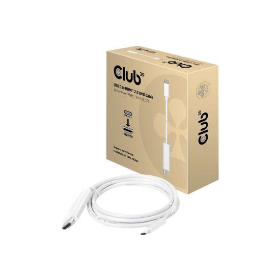 Club 3D - ekstern videoadapter