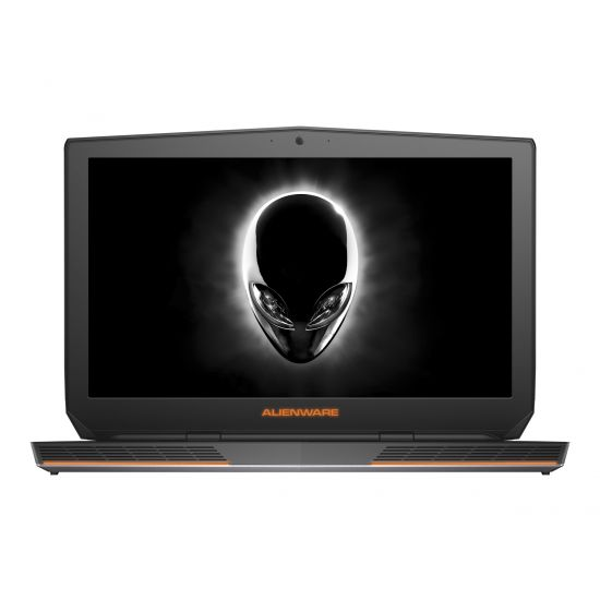 Alienware 17 R3 - 16GB Core i7HK 512GB SSD + 1TB HDD 17.3´´ GTX980M 8GB Gamer bærbar