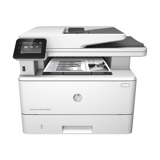 HP LaserJet Pro MFP M426dw - multifunktionsprinter (S/H)