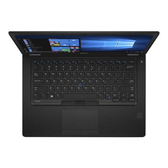 Dell Latitude 5480 - Intel Core i5 (7. Gen) 7200U / 2.5 GHz - 8 GB DDR4 - 128 GB SSD - (M.2 2280) SATA 6Gb/s - Intel HD Graphics 620 - 14""