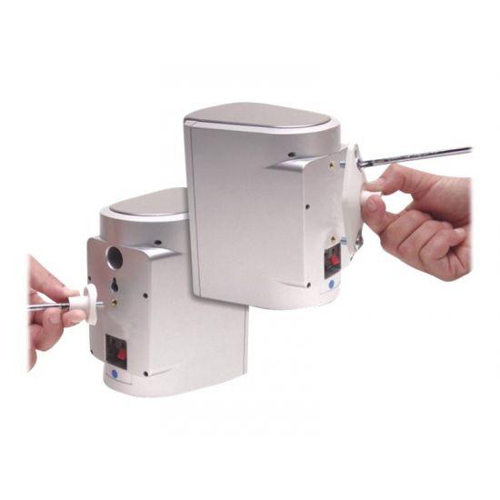 NewStar Universal Wall & Ceiling Speaker Mount SPEAKER-W100BLACK - monteringspakke